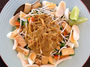 Indonesian Gado Gado