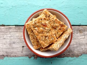 Sugar free muesli bars