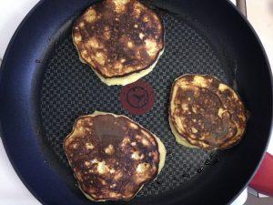 golden paleo pancakes
